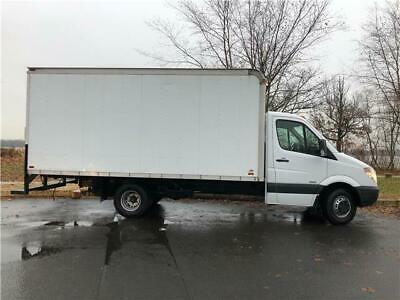 2012 Mercedes-Benz Sprinter CABIN CHASSIS 2012 MERCEDES-BENZ SPRINTER 3500 170''WB 16FOOT BOX TRUCK!!LOW MILEAGE!!NO ISSUE