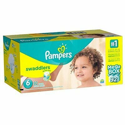 Pampers EBD5C3DB Swaddlers Diapers, Size 5, 116 ct.