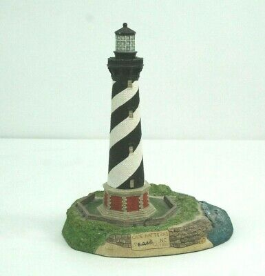 Collectors Harbour Lights Great Lighthouses Of The World Cape Hatteras N.c.