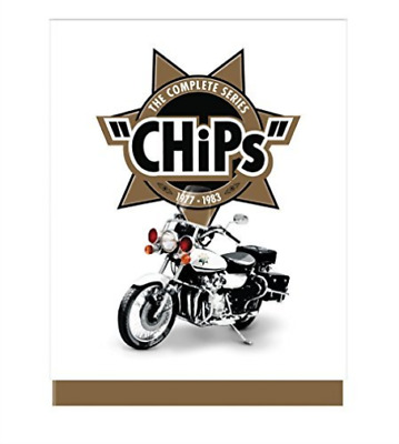 Chips: The Complete Series ...-Chips: The Complete Series (6Pc) / (Gif Dvd Nuovo