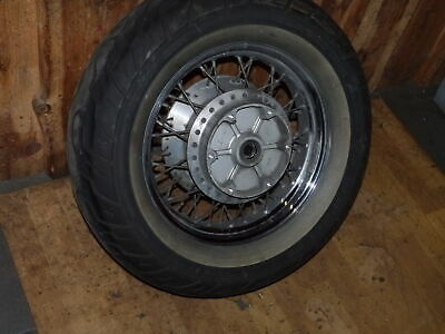 Hinterrad / rear wheel / Honda VT 1100 C2 ACE-SC32
