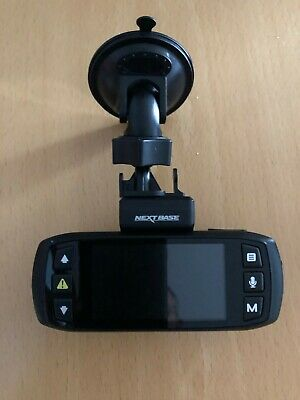 NEXTBASE 512G Ultra Full HD Car DashCam with 32gb Micro SD, Hard Wire kit & Case