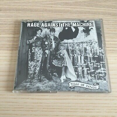 Rage Against The Machine _ Bulls On Parade _ CD Single 2 Tracce _1996 Epic