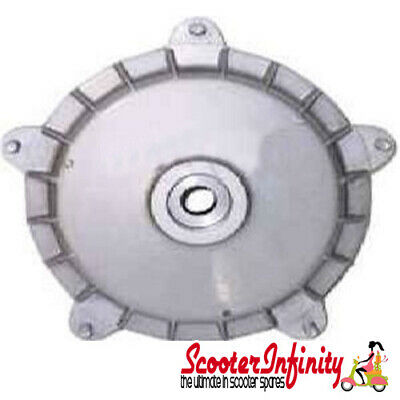 Brake Drum / Hub Rear PIAGGIO (Internal Oil Seal) (Vespa PX80-200 E, Lusso, T5)