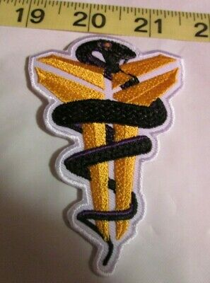 Kobe Bryant Los Angeles Lakers Legend Patch - Iron On/Sew On(T1)