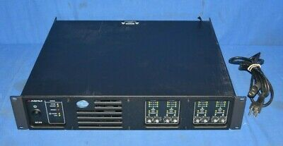 Ashly NE8250 Network Power Amplifier 8 x 250W