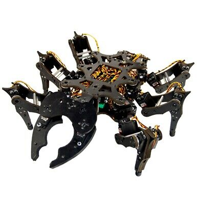 Lynxmotion A-Pod Hexapod Robot Kit (Hardware Only)