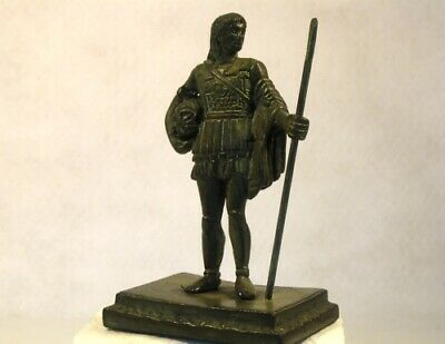 Alexander the Great King of Macedonia Statue Greek Bronze READ ALL DETAILS