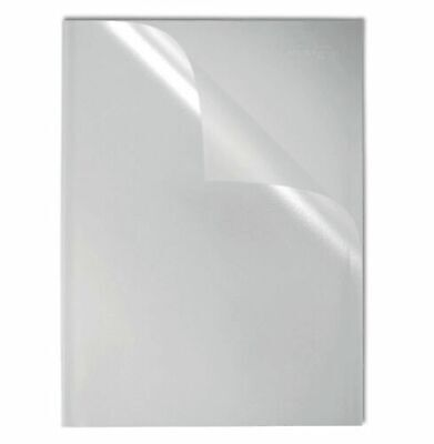 A4 Clear Transparent PVC Report Presentation Binding Covers Made in the UK