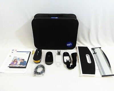 EFI ES-2000 Spectrophotometer with Accessories and Carry Case  OPEN BOX?