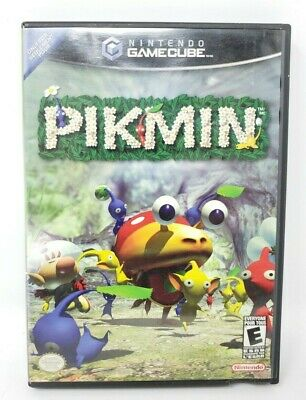 PIKMIN Nintendo GameCube CASE ONLY (NO GAME)