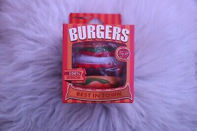 Official VLAMPO BURGERS squishy