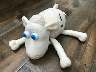 Serta Counting Sheep Plush #1 Blue Eyes Promo (NO BEANIE)