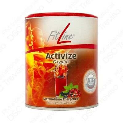 FitLine Activize Oxyplus 175g - Metabolismo Energetico - Gusto Ribes