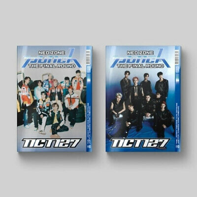 NCT 127 - NCT #127 Neo Zone: The Final Round [2set] CD Photobook Photocard