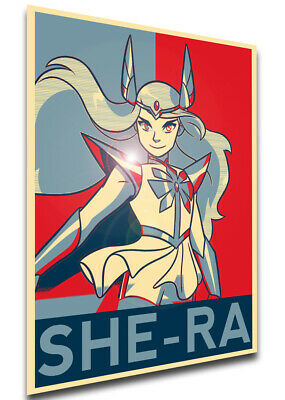 Poster Propaganda - She-ra and the Princesses of Power - Adora Variant1 - LL0226