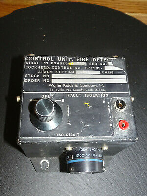 GR2D Merlin Helicopter Control Panel Front Lockheed Martin