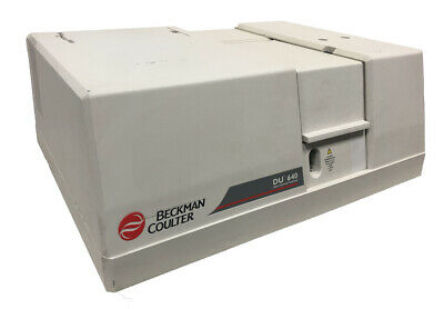 Beckman Coulter DU-640 UV Spectrophotometer