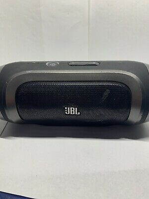 JBL Charge Black/Gray Wireless Bluetooth Speaker FREE SHIPPING