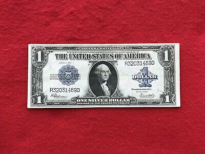 FR-237  1923 Series $1 One Dollar Silver Certificate *Very Fine-Extremely Fine*