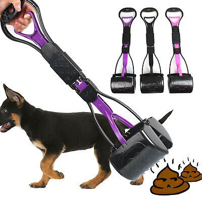 Foldable Dog Pooper Scooper Large for Pets Cats Heavy Duty Waste Pickup Remover