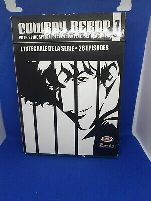 Coffret L Integrale Collector 7 Dvd Cowboy Bebop Manga
