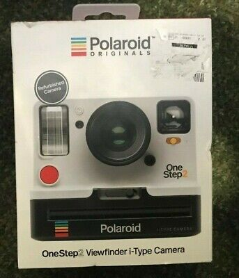 Polaroid Originals One Step 2 analog Instant Camera - White.