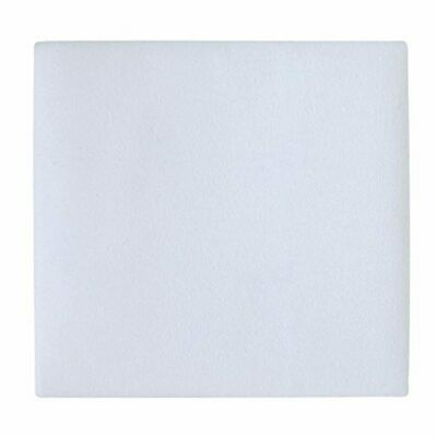 Flannel Protector Pad, White, One Size