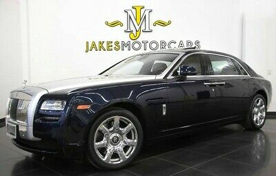 2012 Rolls-Royce Ghost EWB *EXTENDED WHEEL BASE* *$344,635 MSRP* 2012 GHOST EWB~ $344,635 MSRP!~ REAR THEATRE~ ONLY 19K MILES