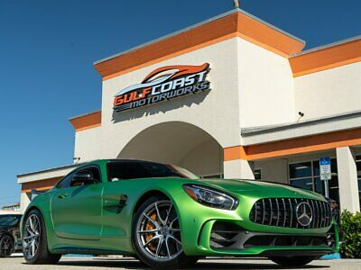 2018 AMG GT R AMG Carbon Fiber Roof, Carbon Ceramic Brakes, Exclusive Interior Package