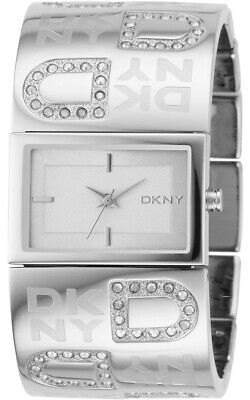 DKNY Women's Silver Dial Stainless Steel Watch NY4738