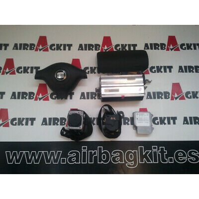 Seat Leon 1 1999- 2004 Kit Airbags Completo Seat Leon 1 1999 - 2006