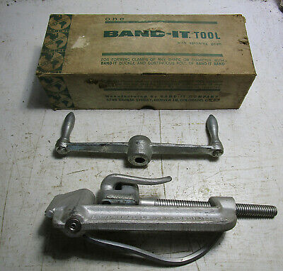 New Band-It # C001 Banding  Tool for Banding Hose Clamps