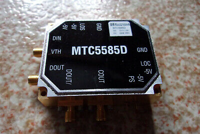 MTC5585D Clock and Data Recovery Module