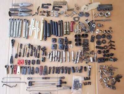 Evinrude Mercury Yamaha Outboard Throttle Cable Rigging Ends Parts Misc. Lot