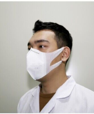 10 PCS KN95 Disposable Face Mask Mouth Cover Medical Protective Respirator K N95