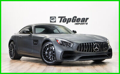 2018 Mercedes-Benz AMG GT Coupe 2018 Coupe Used Turbo 4L V8 32V Manual RWD Premium