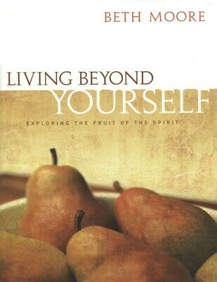 Beth Moore Living Beyond Yourself Christian Bible Study DVD