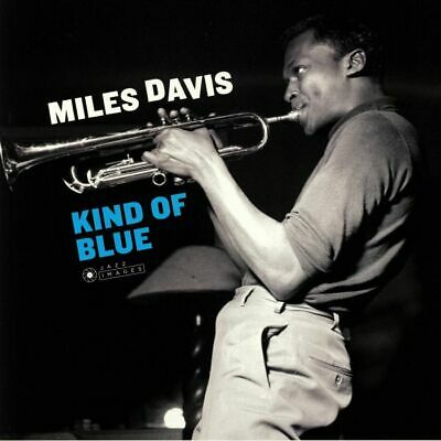 DAVIS, Miles - Kind Of Blue - Vinyl (limited gatefold 180 gram vinyl LP)