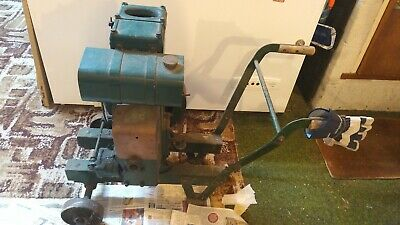 Lister D stationary engine reasonable condition