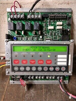 Simplex 4010 Fire Alarm Control Panel Replacement Board Fully Functional R3.3.1