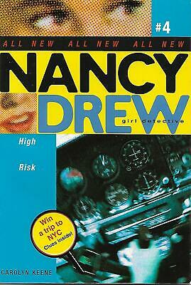 (Nancy Drew) High Risk by Carolyn Keene