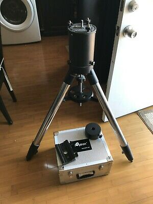 iOptron AZ Mount Pro, with tripod and pier extension, NICE!