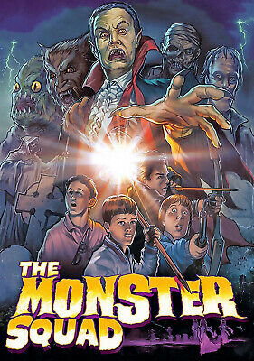 "MONSTER SQUAD 11""x17"" MOVIE POSTER PRINT"