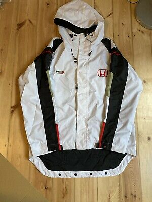 Bar Honda Official Merchandise Jacket XXL Jenson Button