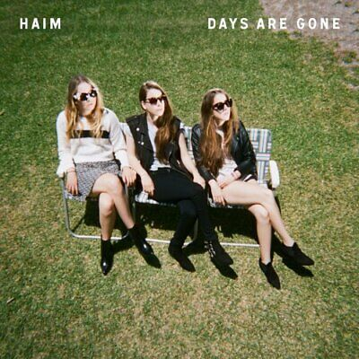 Haim - Days Are Gone CD Polydor NEW