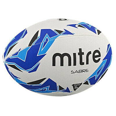 Mitre Rugby Ball Sabre Rugby Training Balls Rugbyball Size 3 4 5