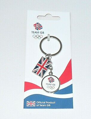 London 2012 Olympic Keyring.  NEW Official Merchandise