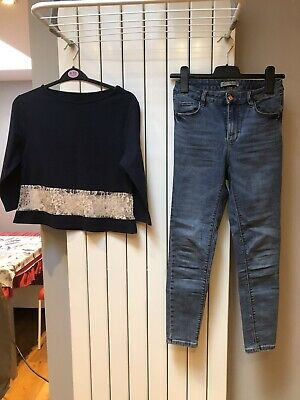 Primark girls outfit-size UK8
