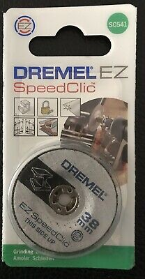 DREMEL SC541 EZ SpeedClic Grinding Wheel  Pk of 2